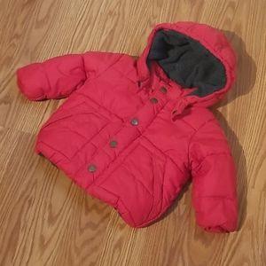 Baby gap snow jacket 12-18mo